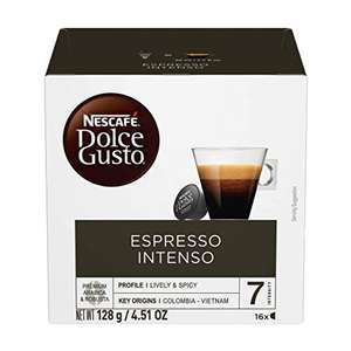 Amazon - Dolce Gusto Espresso Intenso - Planea y Cancela