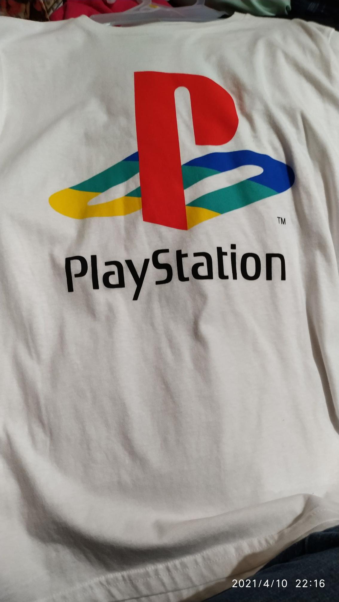 Playera Street Fighter II , Play Station , Tetris , Pac Man Wal-Mart Qro.