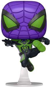 Amazon: Preventa - Funko Pop! Games: Miles Morales - Miles Purple Rain Suit