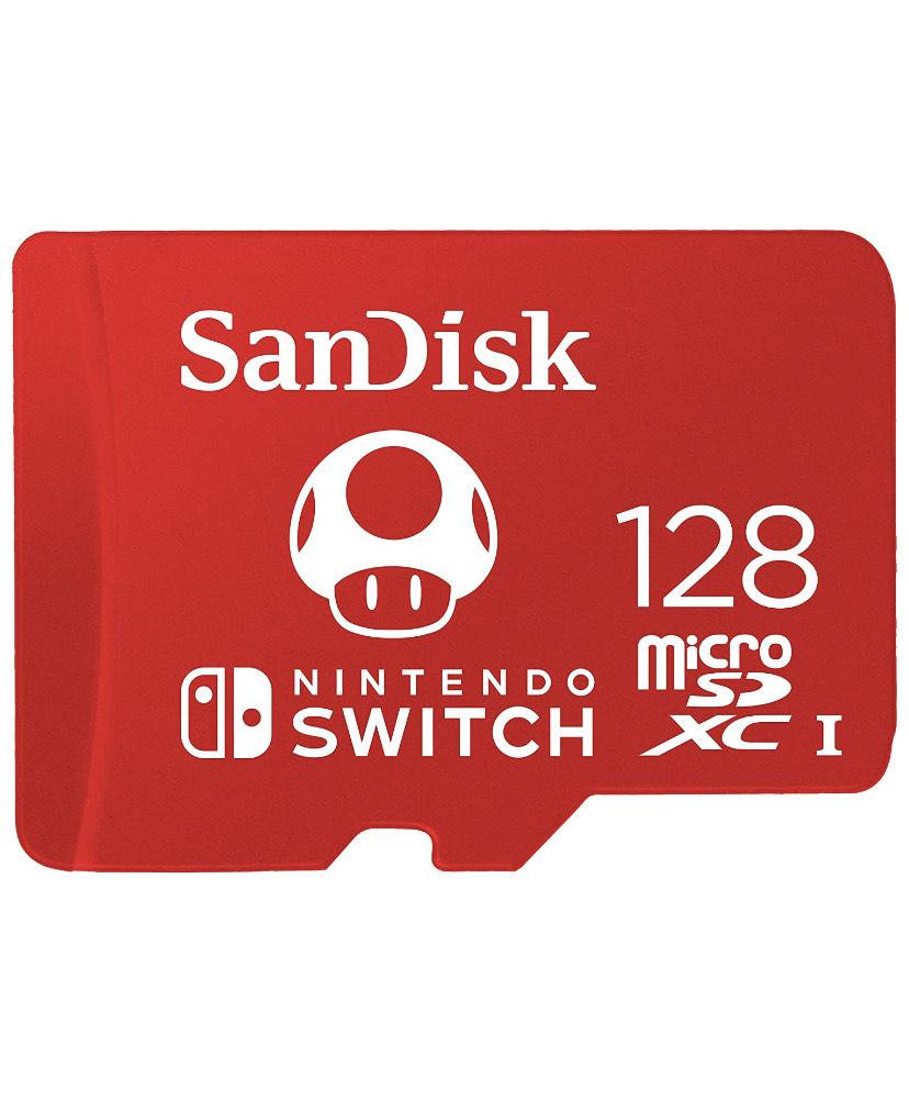 Amazon: Sandisk SDSQXAO-128G