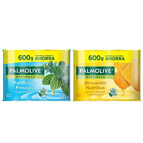 Amazon: Palmolive Naturals 150g 8 piezas