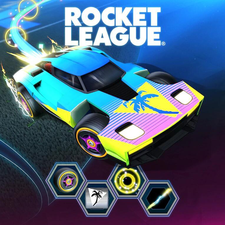 PSN: Rocket League Pack de Play Station Plus GRATIS