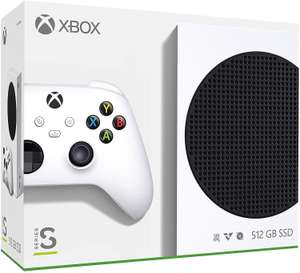 Amazon: Consola Xbox Series S (Banorte)
