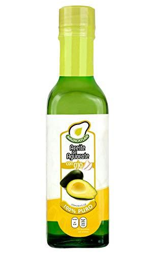 Amazon: Aceite de aguacate saborizado 500 ml