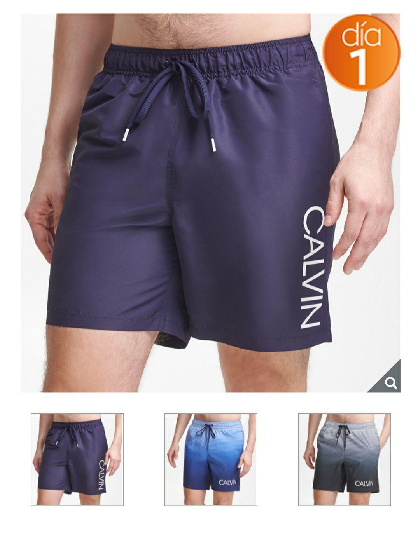 Costco: Traje De Baño Para Caballero Calvin Klein