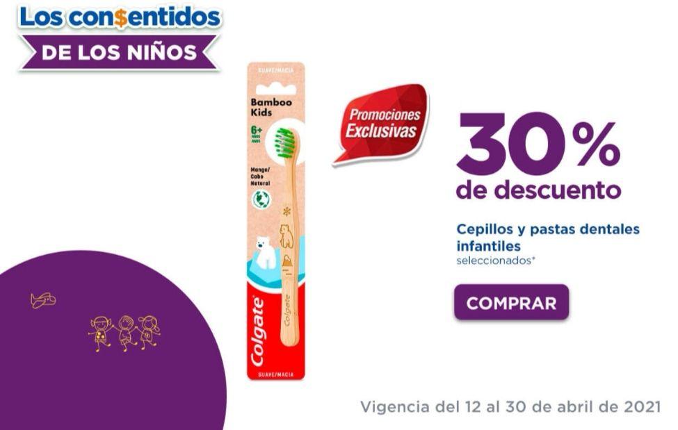 Chedraui: 30% de descuento en cepillos y pastas dentales infantiles