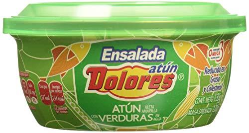 Amazon: Ensalada de atún dolores 135gr.