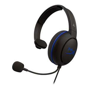 Amazon: HyperX Cloud Chat Headset (envio gratis con prime)