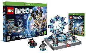 Amazon: Lego Dimensions Starter Pack para Xbox One y PS4 a $599