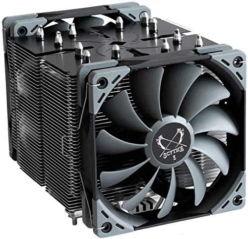 Amazon: Scythe Ninja 5 Air - Enfriador de CPU de 120 mm Intel & AMD (envío gratis Amazon prime)