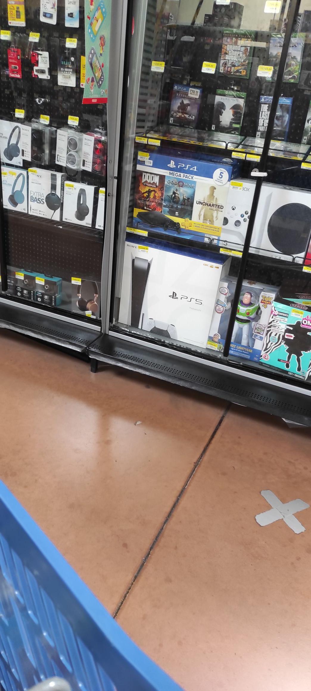 PS5 físico versión físico