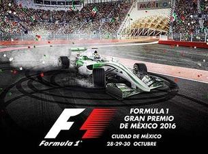 F1 Gran Premio de México al 2x1 (grada 07) y MSI con Banamex y Santander