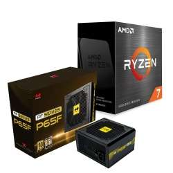 CyberPuerta: Procesador Ryzen 7 5800x + Fuente de Poder In Win P65F 650W 80 PLUS Gold