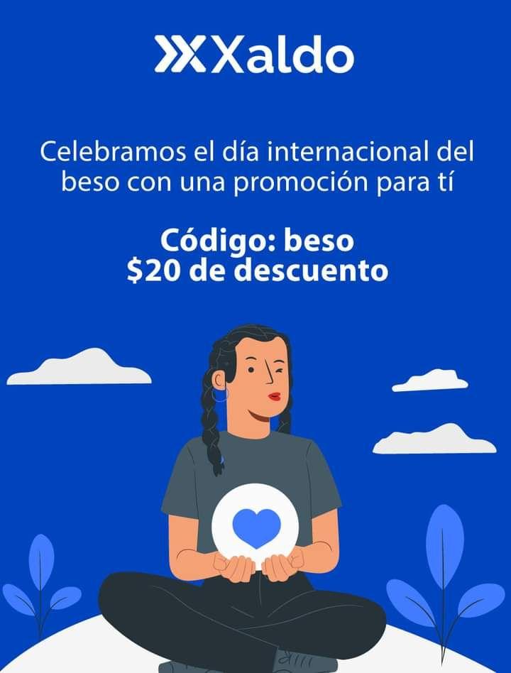 Xaldo: descuento de $20 en pagos mayores a 50 en pago de servicios