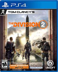 GamePlanet The Division 2 PS4