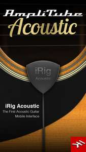 App Store: Amplitube ACOUSTIC para iPhone y iPad (Full) también gratis!