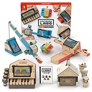 Amazon: Nintendo Labo Toy-Con 01: Variety Kit (JP)