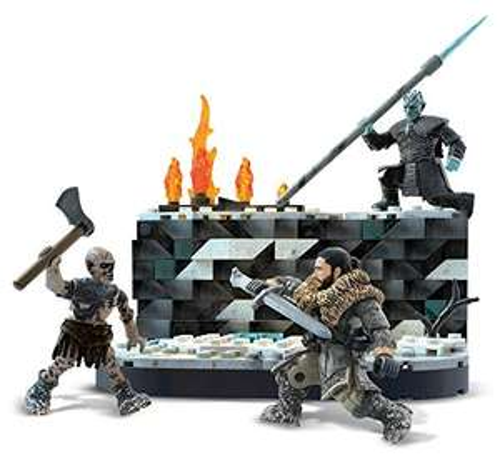 Amazon: Mega Construx™ Game of Thrones, Batalla del Caminante Blanco, 176 Bloques