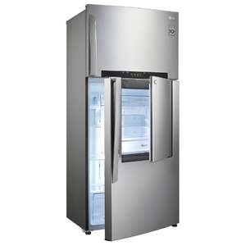 Elektra en MErcado Libre: Refrigerador LG 18 pies a $3,499