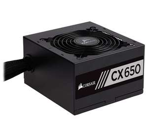 Amazon: Fuente de poder Corsair CX650 80+ Bronze
