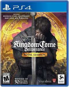 PSN: Kingdom Come: Deliverance Royal Edition