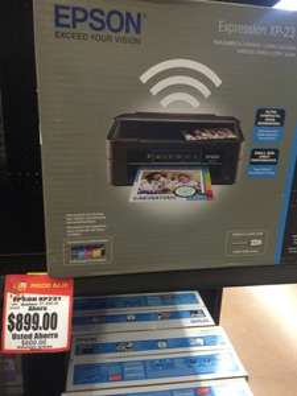 Walmart La Piedad: Multifuncional Epson XP-231 a $899