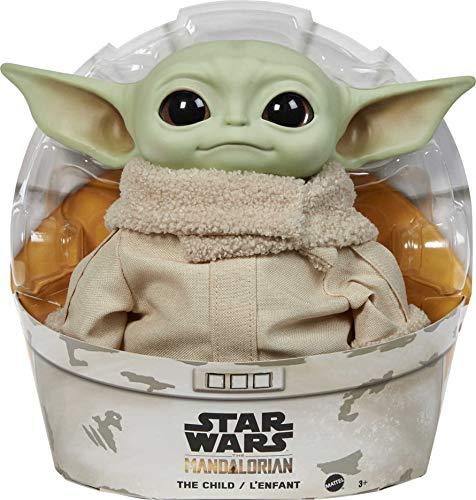 Mattel Baby Yoda Básico Amazon México