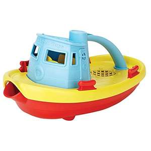 Amazon: Green Toys My First Tug Boat, Blue