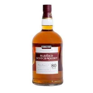 Costco: Whisky Kirkland Signature 3 años Blended Scotch 1.75L