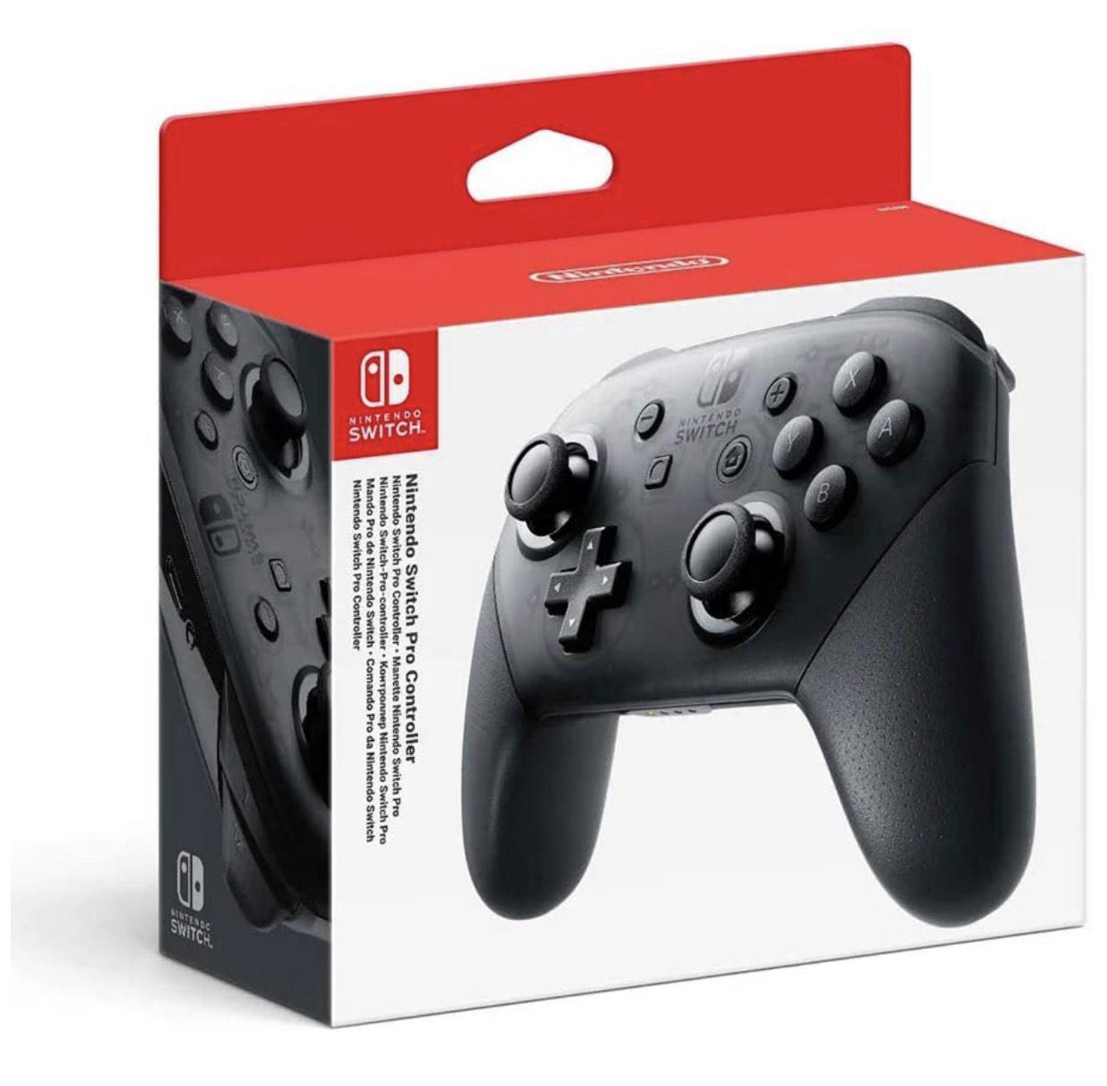 Amazon, Nintendo Switch Pro Controller - Original / Grey Edition