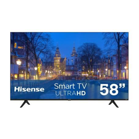 Sam's Club: Pantalla Hisense 58 Pulgadas UHD 4K Roku TV Sams