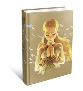 Amazon: The Legend of Zelda: Breath of the Wild - The Complete Official Guide: Expanded Edition