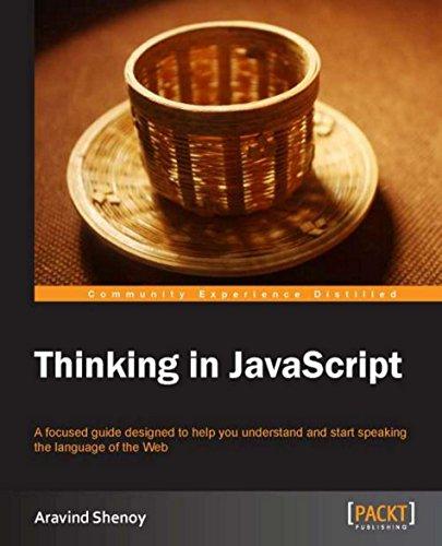 Amazon: Thinking in JavaScript (English Edition) Edición Kindle