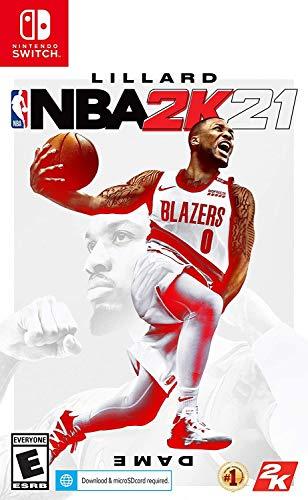 NBA 2K21 Nintendo Switch - Amazon