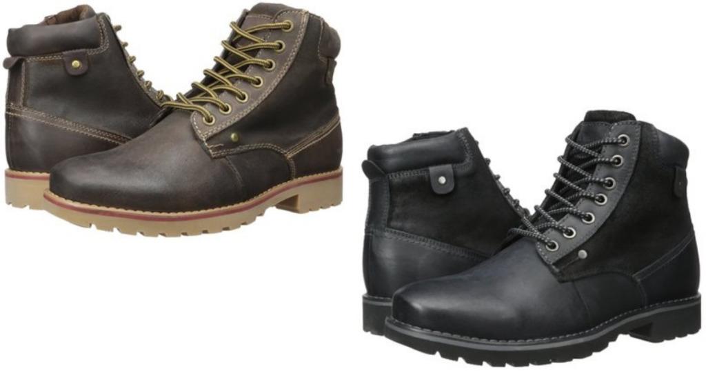 Amazon México: Botas Steve Madden Men's Canterr Boot, Número 8 MX