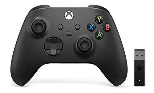 Amazon: Control Xbox series S X con adaptador inalámbrico.