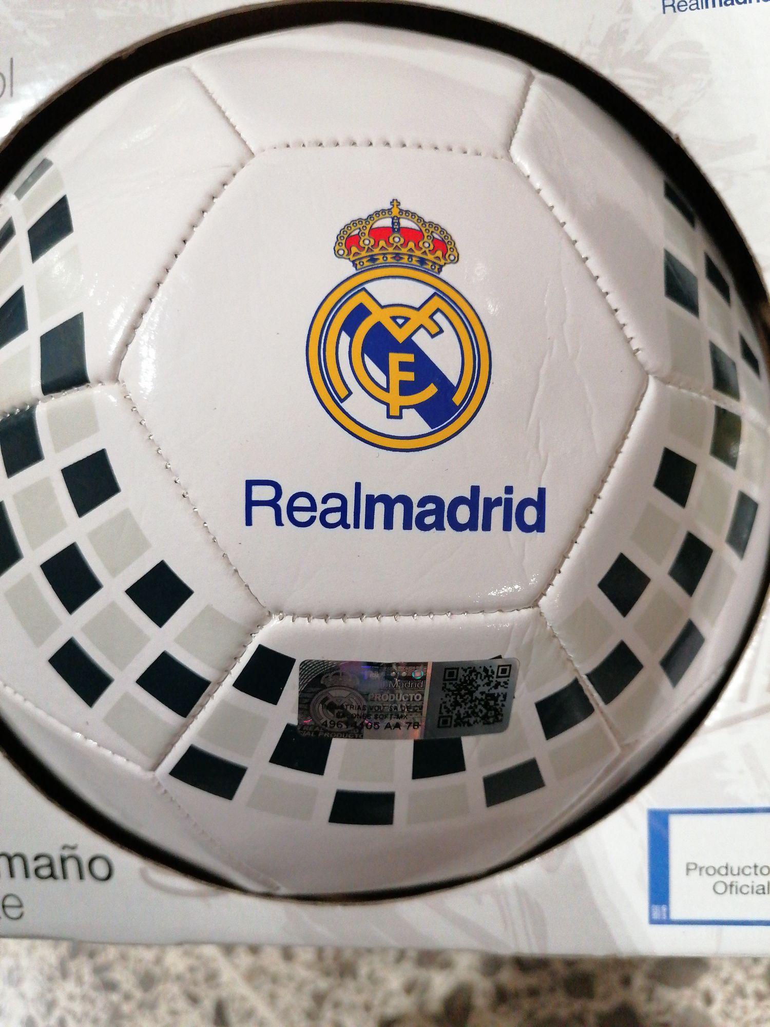 Chedraui: Balón del #5 Real Madrid