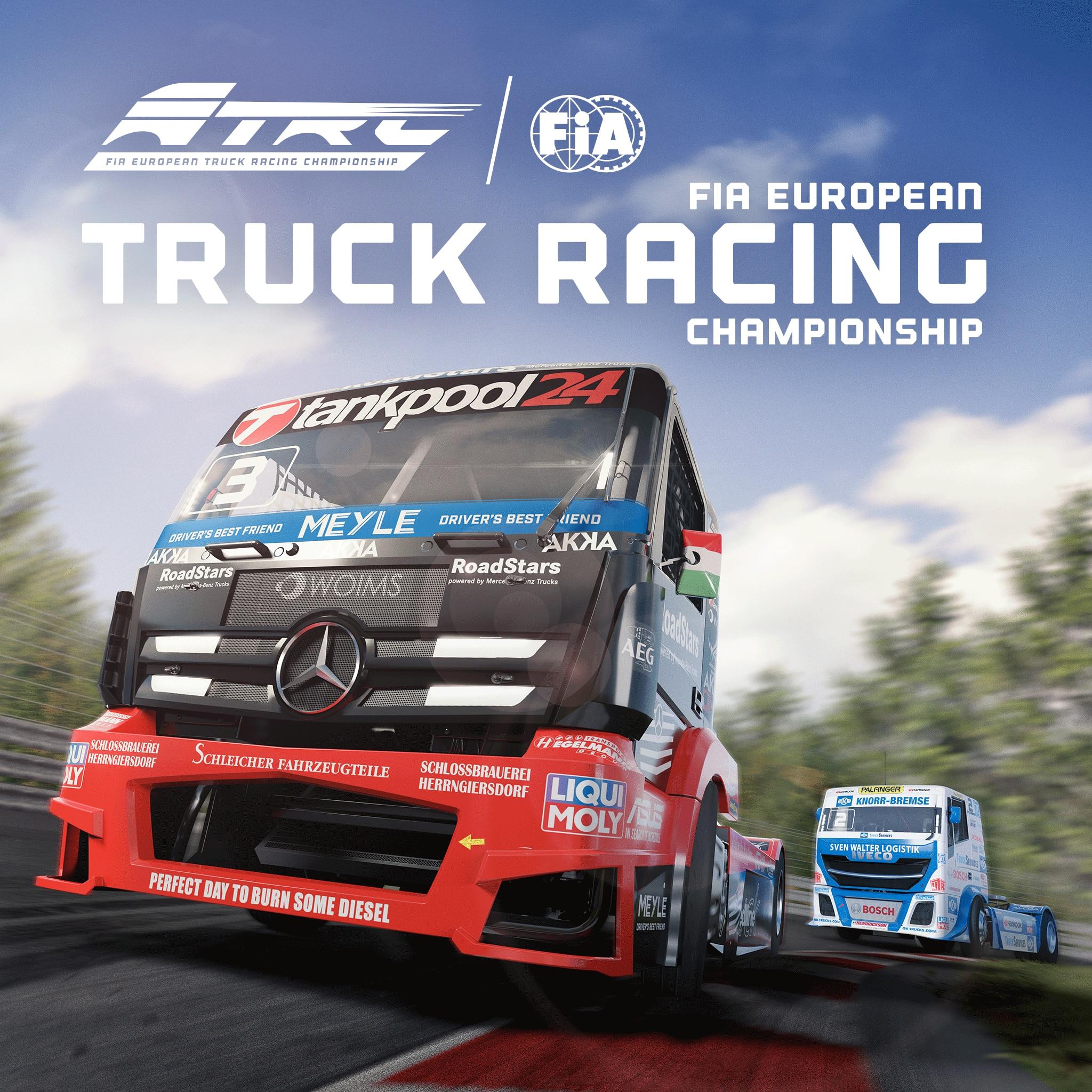 Microsoft Store: GRATIS FIA European Truck Racing Championship con Gold [Xbox One/Series X|S]