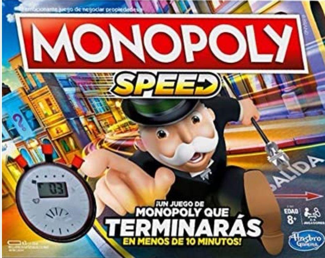 Amazon: Monopoly Speed