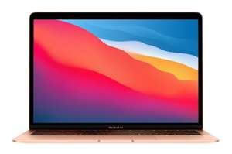 """Costco - Apple Macbook Air 13"""" Chip M1 256GB Oro"""