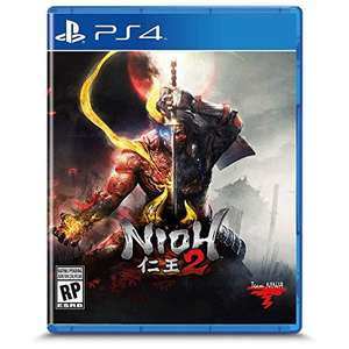Amazon: Nioh 2 - PS4