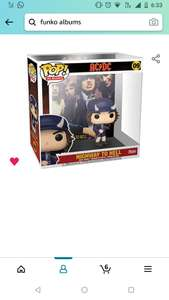 Amazon: Funko Pop! Albums: AC/DC - Highway to Hell