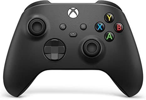 Amazon Control Inalámbrico Xbox Carbón Black