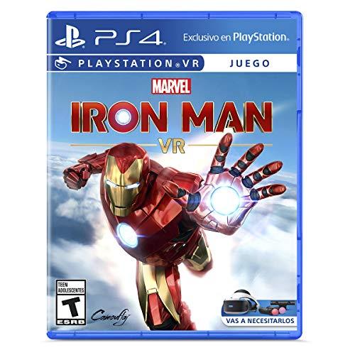 Amazon MX: Iron Man VR - Standard Edition - PlayStation 4