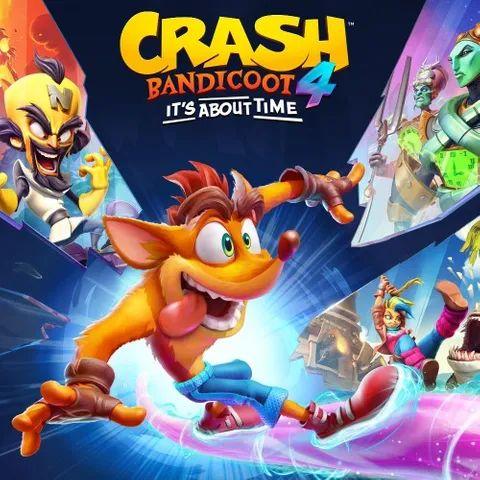 Eshop Argentina: Crash Bandicoot 4