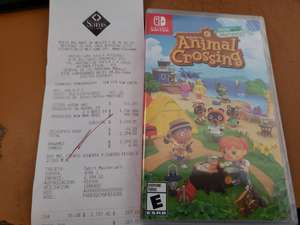 Sam's club: animal crossing New Horizons para Nintendo switch