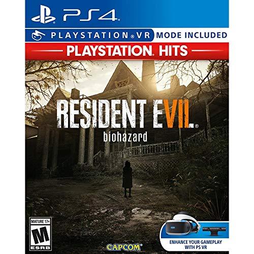 Amazon: Redident Evil VII ps4