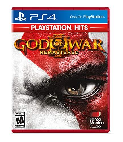 Amazon: God of War III Remastered - PlayStation 4