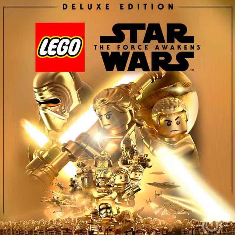 Microsoft Store: Saga Lego en Oferta, Precios Mínimos (ejemplo LEGO® Star Wars Edición Deluxe $120)