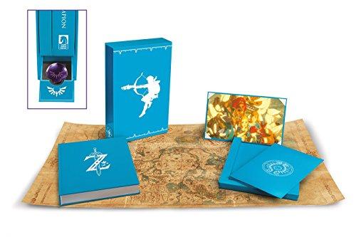 Amazon: The Legend of Zelda: Breath of the Wild-Edición Creating a Champion Hero